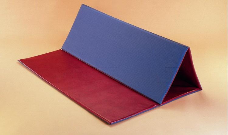 gymnastikmatte 3 fach faltbar. Black Bedroom Furniture Sets. Home Design Ideas